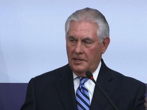 アメリカ国務長官「ごめん、もうちょっと我慢の限界♪」 米、北朝鮮への軍事オプションを否定せず。[海外の反応]