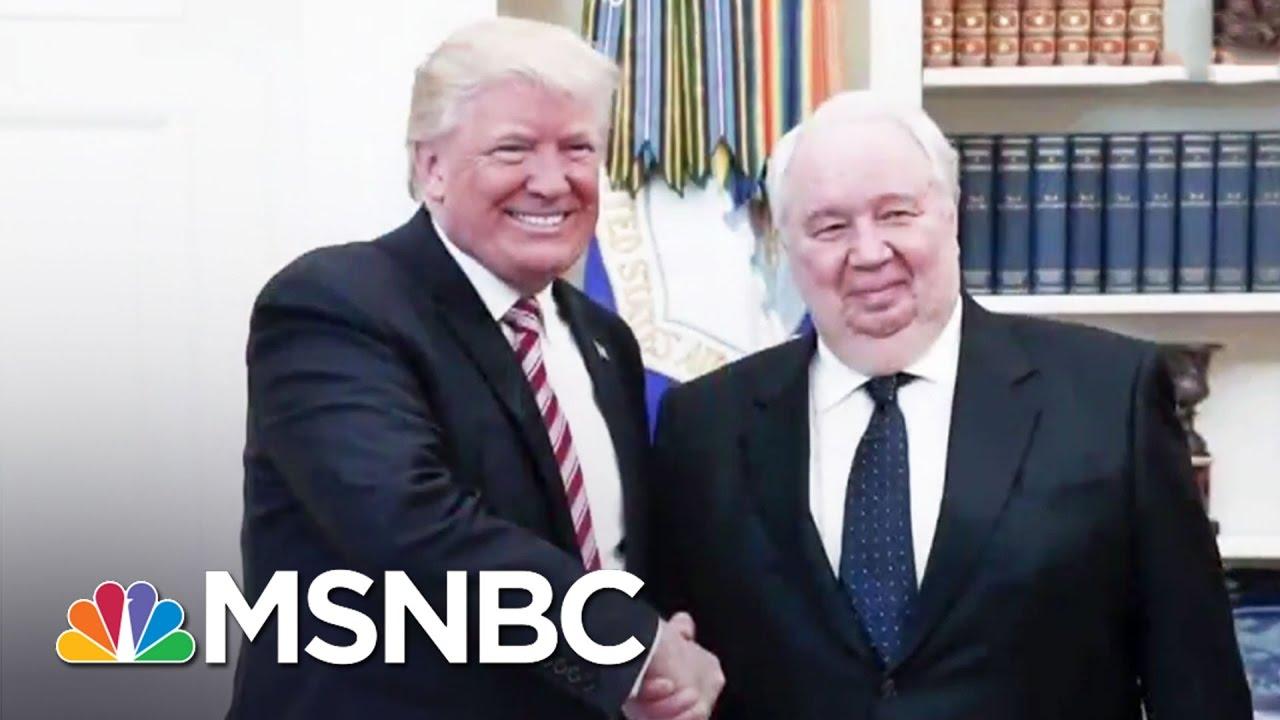トランプ米大統領、機密情報をロシア政府関係者と共有!?米国内で激しい反発を招く。[海外の反応]