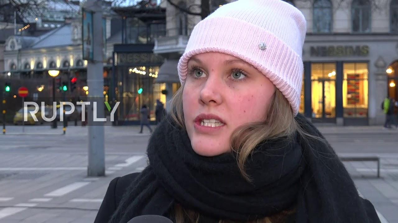 スウェーデン:女性への暴力事件、1996年との比較で400%増を記録[海外の反応]