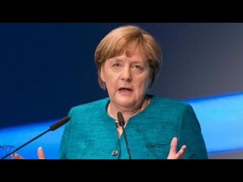 [海外の反応]ドイツ・メルケル首相、米英との決裂を宣言!