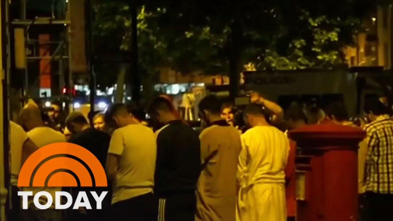 ロンドン:報復が目的か?モスク周辺のイスラム教徒を狙った車両テロが発生!十数名が死傷。英首相が非難声明を発表するも、海外ネット上の反応は…[海外の反応]