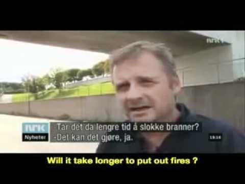 スウェーデン:移民地区での消火活動中、襲撃を受けたため消防隊が撤退する事態に…[海外の反応]