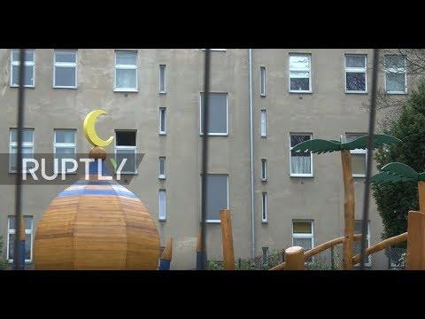 ドイツ:ベルリン郊外の都市にイスラム教をテーマとした公園が登場…[海外の反応]