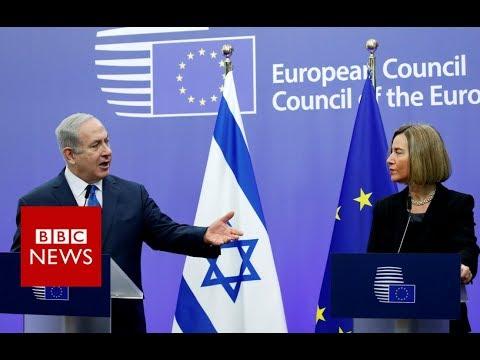 イスラエル首相、欧州諸国に対してエルサレムへの大使館移設を要求する[海外の反応]