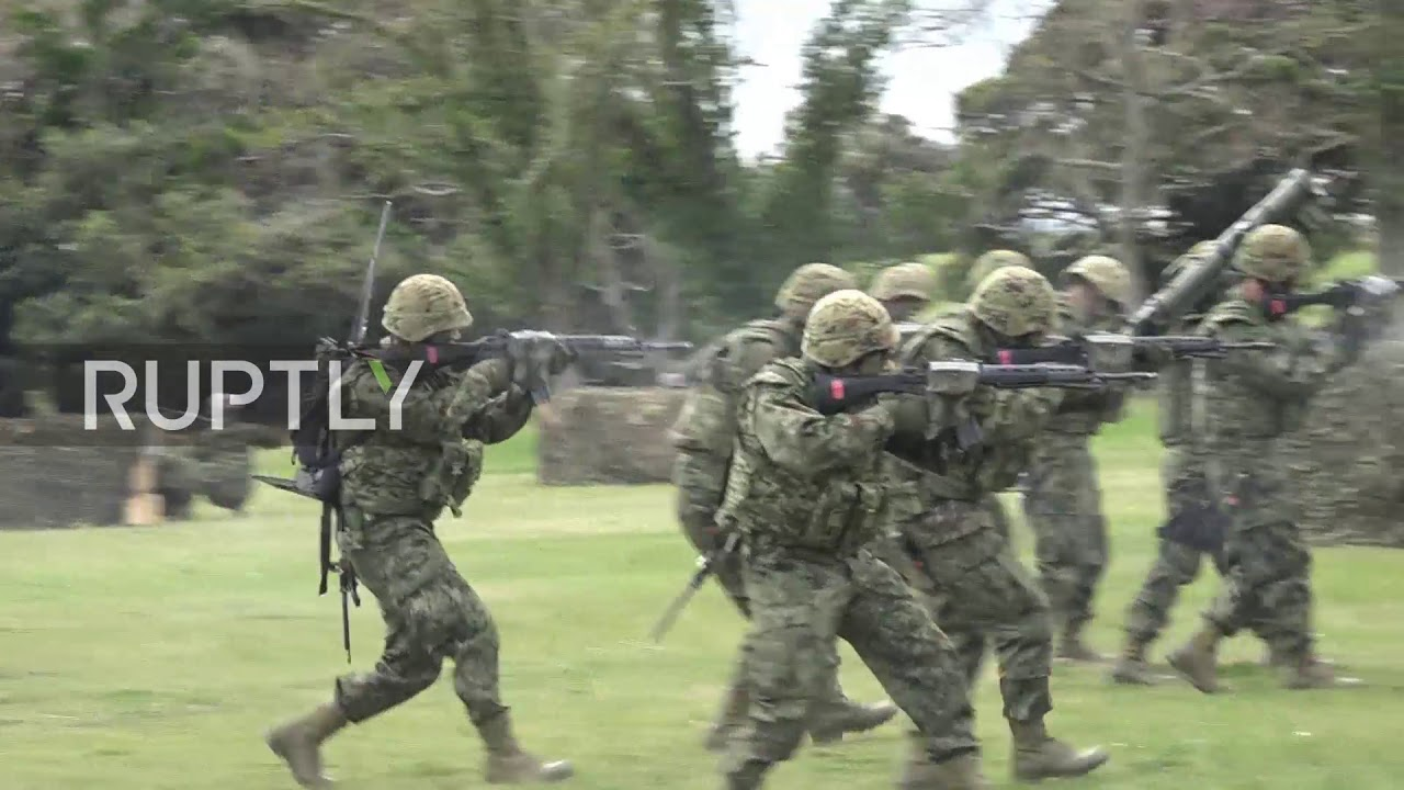 中国政府、日本版海兵隊の設立に不快感を示す[海外の反応]