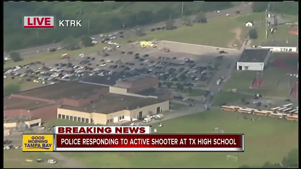米:テキサス州の高校内にて銃乱射事件が発生…複数の犠牲者が出ている模様[海外の反応]