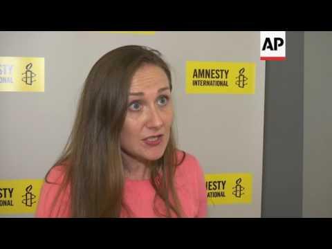 国際人権団体アムネスティ「欧州はもっと移民・難民を受け入れるべき!」[海外の反応]