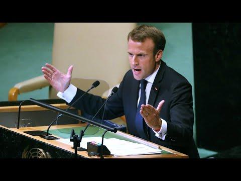 仏:移民擁護派マクロン大統領の支持率、歴代最低レベルに低下…[海外の反応]