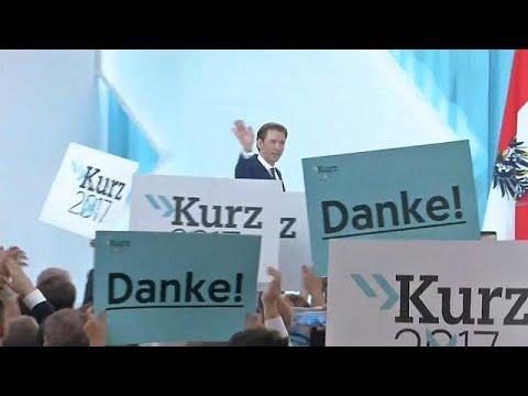 オーストリア国政選挙:反移民・反EUを主張する右派政党が勝利…EUに衝撃を与える…[海外の反応]