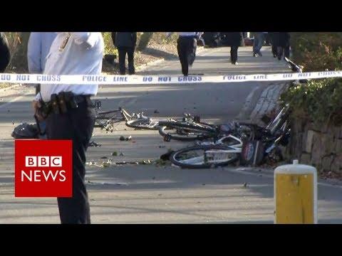 米・ニューヨーク:ISIS信奉者(*ウズベキスタンからの移民)による自動車テロが発生…8名が犠牲に…[海外の反応]