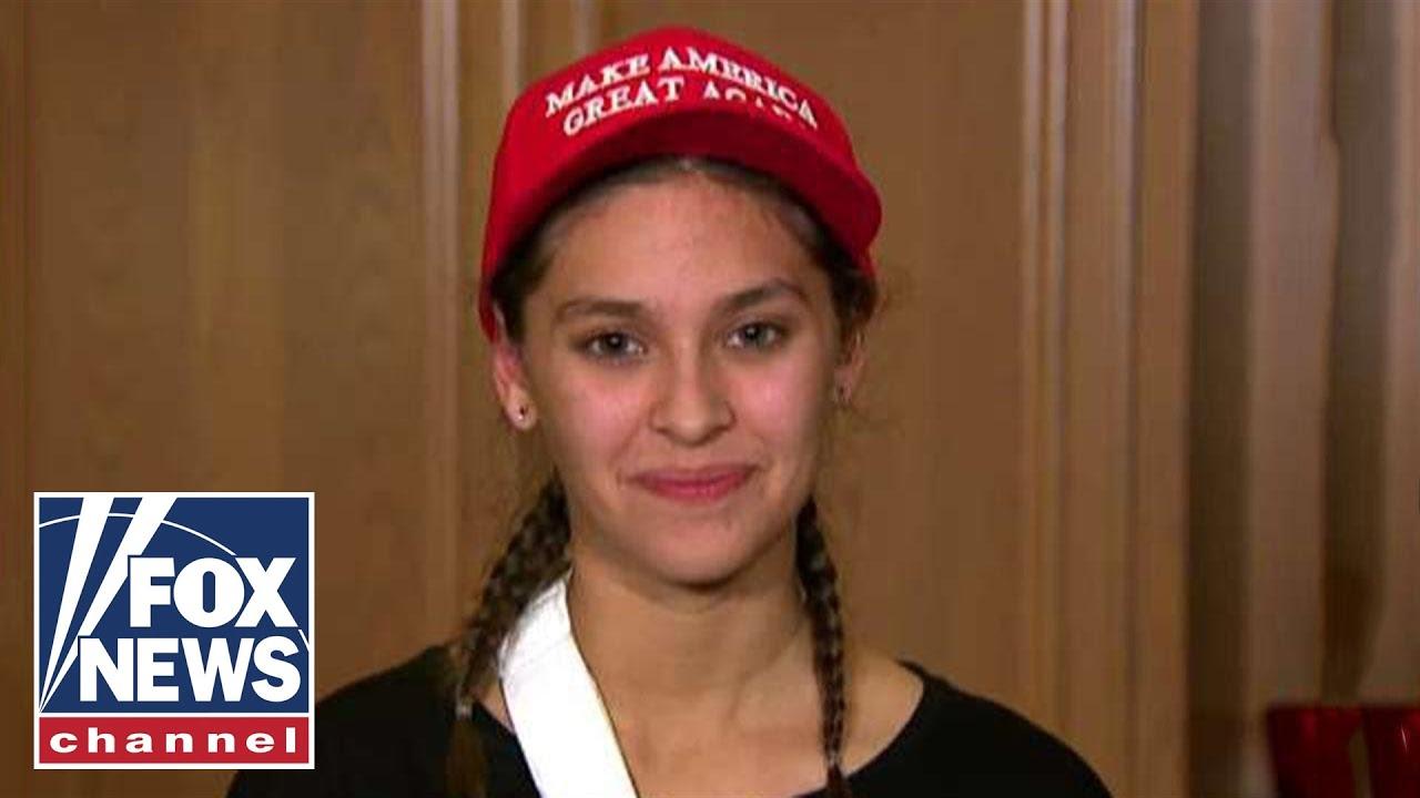 米女子学生、トランプ支持を示す「MAGA帽子」の校内着用を学校に禁止される[海外の反応]