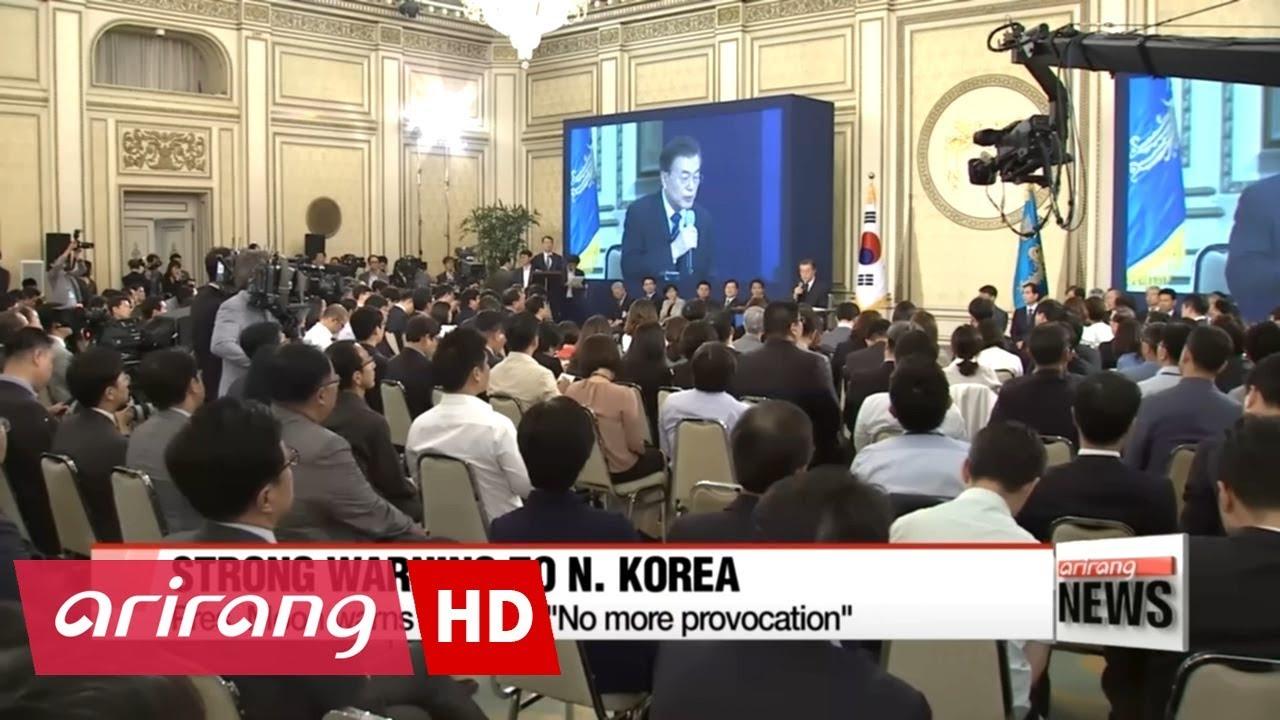 韓国大統領、北朝鮮との交戦条件(red line)に言及、海外では二つの異なる訳文が報じられ、混乱が広がる…[海外の反応]