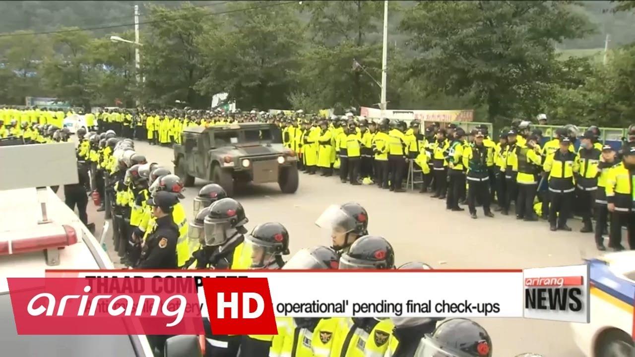 米メディア、韓国に配備されているTHAADが持つ衝撃の弱点を公表してしまう…[海外の反応]