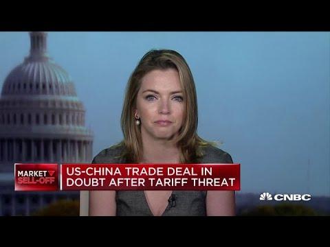 米中貿易戦争激化?米政府、対中関税引き上げを決定[海外の反応]